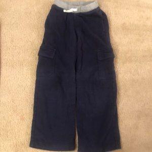 Hanna Andersson Cargo Boys sweatpants size 130-8